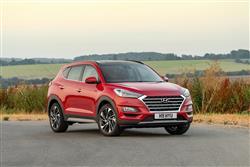 Car review: Hyundai Tucson (2018 - 2020)
